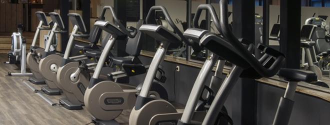 Fitness bij Squash Haarlem Sportcenter