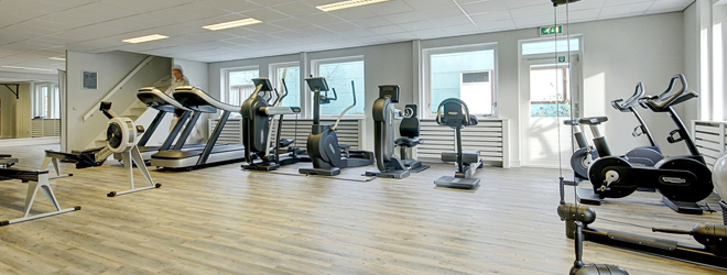 fitness ruimte squashhaarlem